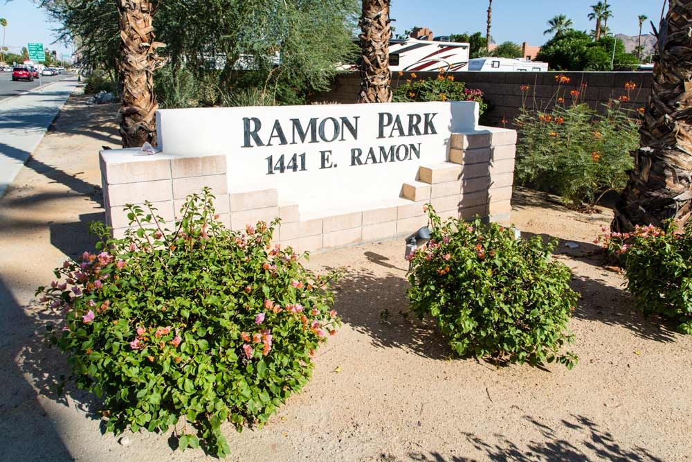 Ramon Park Photo Gallery Slideshow Of Our Palm Springs CA Community